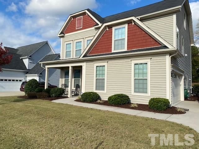 Photo of 1417 Stone Wealth Drive, Knightdale, NC 27545 (MLS # 2415577)