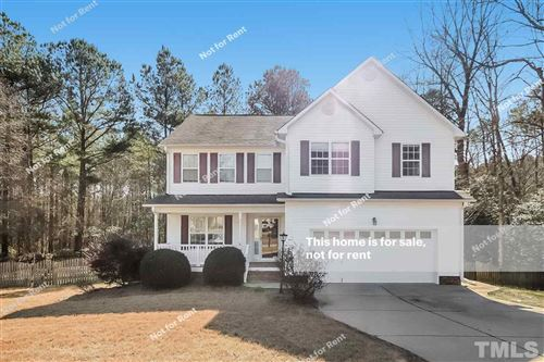 Photo of 487 Saddle Ridge Drive, Willow Spring(s), NC 27592-7644 (MLS # 2302579)