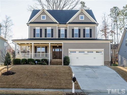 Photo of 921 Hollymont Drive, Holly Springs, NC 27540 (MLS # 2300581)