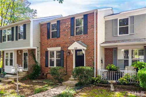 Photo of 110 Taylors Pond Drive, Cary, NC 27511 (MLS # 2349582)