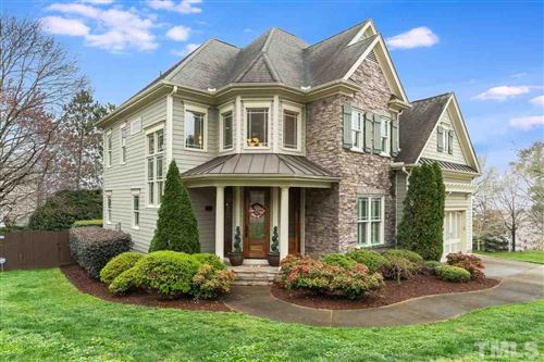 Photo of 1701 Wysong Court, Raleigh, NC 27612 (MLS # 2377582)