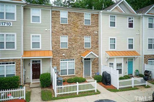 Photo of 11710 Mezzanine Drive #110, Raleigh, NC 27614 (MLS # 2335585)