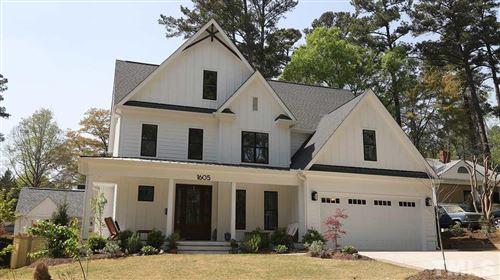 Photo of 1605 Lorraine Road, Raleigh, NC 27607 (MLS # 2378585)