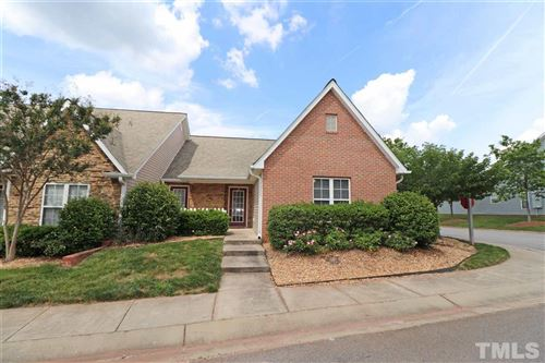 Photo of 11240 Centway Park Drive #105, Raleigh, NC 27617 (MLS # 2322586)