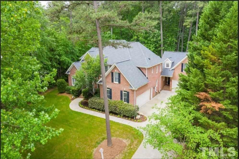 Photo of 1512 Tradescant Court, Raleigh, NC 27613 (MLS # 2381587)