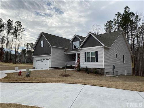 Photo of 395 Hawkesburg Drive, Clayton, NC 27527 (MLS # 2279591)