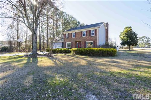 Photo of 10 Burkot Road, Lillington, NC 27546 (MLS # 2302591)