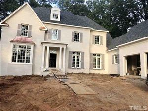 Photo of 3910 Stratford Court, Raleigh, NC 27609 (MLS # 2219592)