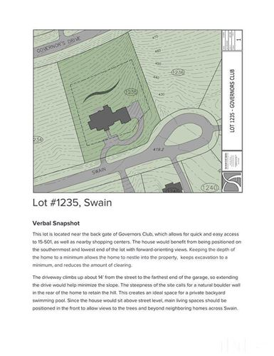 Photo of 10443 Swain, Chapel Hill, NC 27517 (MLS # 2321595)