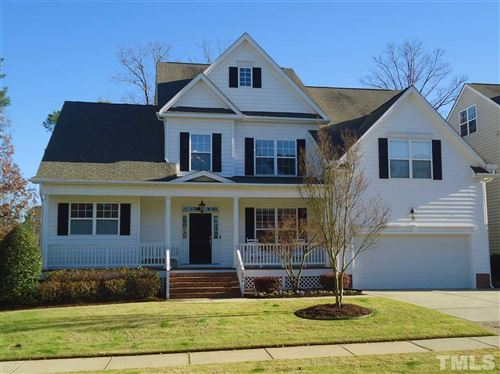 Photo of 224 Muses Mill Court, Holly Springs, NC 27540 (MLS # 2295597)
