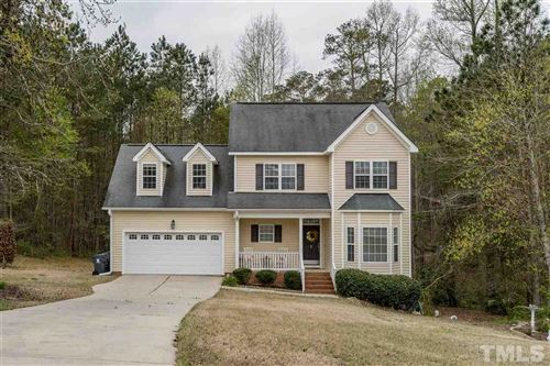 Photo of 7 Golden Creek Trail, Wendell, NC 27591 (MLS # 2310598)