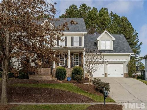 Photo of 1313 Heritage Heights Lane, Wake Forest, NC 27587 (MLS # 2360602)