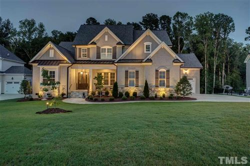 Photo of 231 Bishop Falls Road, Wake Forest, NC 27587 (MLS # 2336603)