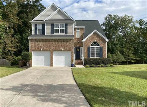 Photo of 9609 Burge Court, Wake Forest, NC 27587 (MLS # 2344603)