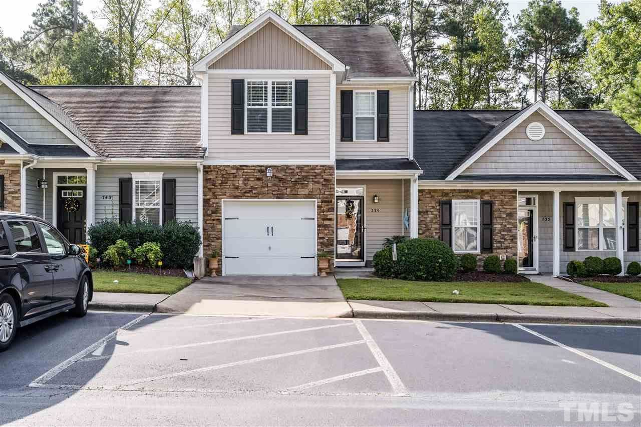 739 Whitetail Creek Way, Fuquay Varina, NC 27526 - MLS#: 2343604