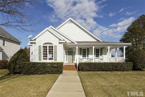 Photo of 117 Evans Estates Drive, Cary, NC 27513 (MLS # 2361605)