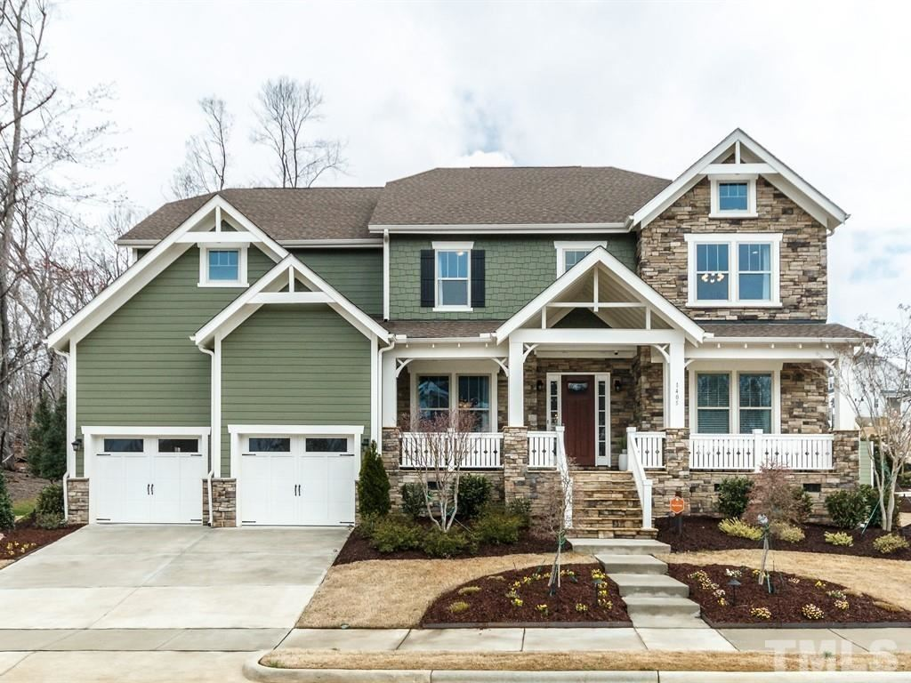 Photo of 212 Chickasaw Plum Drive, Holly Springs, NC 27540 (MLS # 2409610)