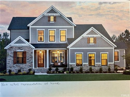 Photo of 201 Falling Stone Drive, Holly Springs, NC 27540 (MLS # 2413613)