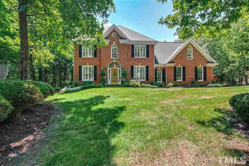 Photo of 4901 Sunset Forest Circle, Holly Springs, NC 27540 (MLS # 2340618)