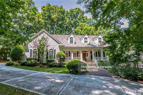 Photo of 5036 Sunset Forest Circle, Holly Springs, NC 27540-7816 (MLS # 2397624)