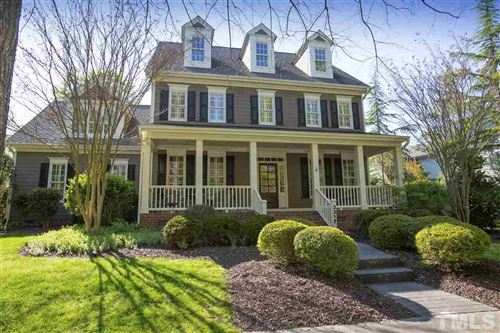 Photo of 3317 Falls River Avenue, Raleigh, NC 27614 (MLS # 2312626)