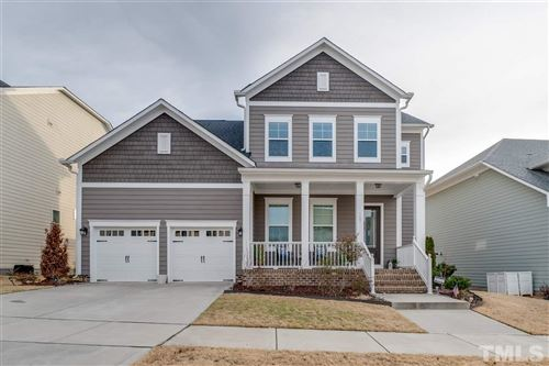 Photo of 737 Lake Holding Street, Wake Forest, NC 27587 (MLS # 2301628)