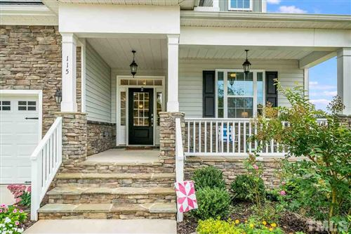 Photo of 115 Gunderson Lane, Garner, NC 27529 (MLS # 2344628)
