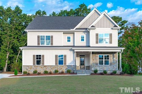 Photo of 212 Utley Bluffs Drive, Holly Springs, NC 27540 (MLS # 2334630)