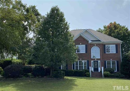 Photo of 819 Haddon Hall Drive, Apex, NC 27502-4376 (MLS # 2343630)