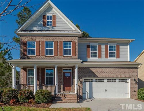 Photo of 1201 Litchborough Way, Wake Forest, NC 27587 (MLS # 2355638)