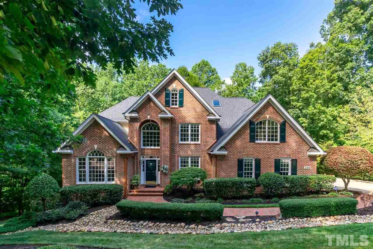 208 Rhododendron Drive, Chapel Hill, NC 27517 - MLS#: 2334639