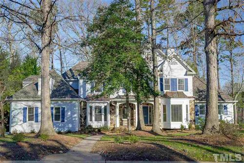 Photo of 4908 Sunset Forest Circle, Holly Springs, NC 27540 (MLS # 2277640)