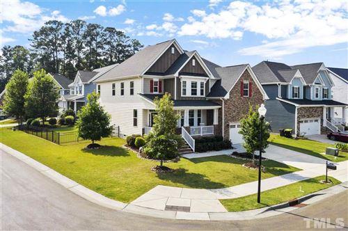 Photo of 3916 Chapel Oak Drive, Apex, NC 27502 (MLS # 2397641)