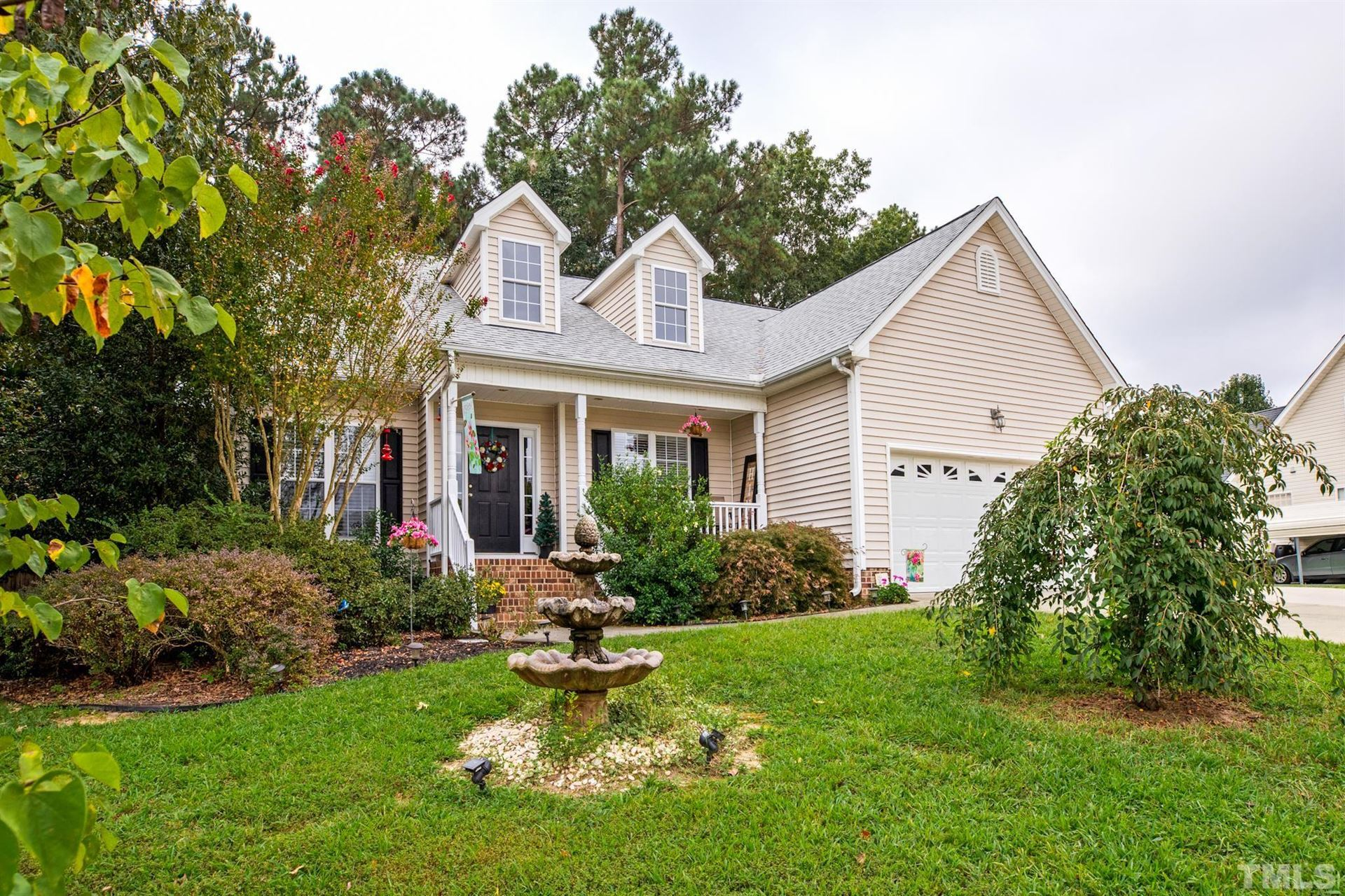 Photo of 593 Geneina Lane, Rolesville, NC 27571 (MLS # 2408642)