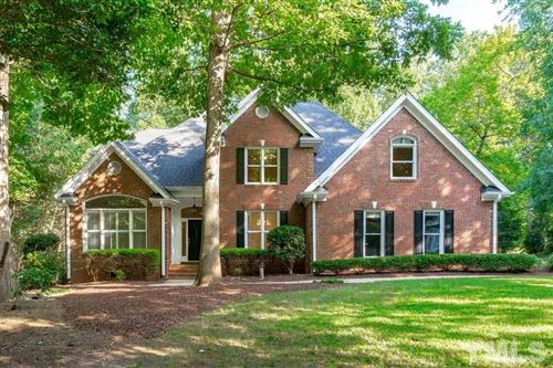 Photo of 4828 Sunset Forest Circle, Holly Springs, NC 27540 (MLS # 2339646)