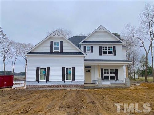 Photo of 805 Bartlett Road, Pikeville, NC 27863 (MLS # 2360646)