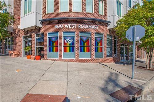 Photo of 400 W Rosemary Street #323, Chapel Hill, NC 27516 (MLS # 2414649)