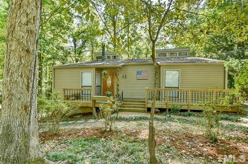 Photo of 43 White Oak Trail, Chapel Hill, NC 27516-9464 (MLS # 2413650)