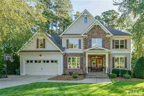 Photo of 105 Witham Court, Holly Springs, NC 27539 (MLS # 2343654)