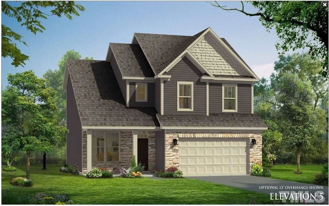 Photo for Lot 53 Knotty Pine Trail, Youngsville, NC 27596 (MLS # 2248654)