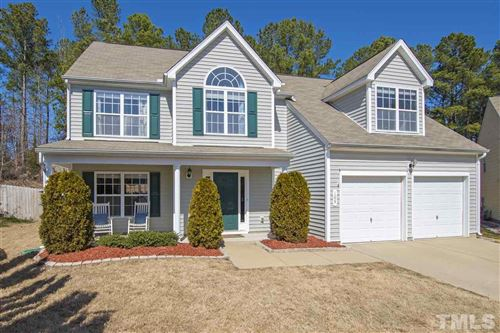 Photo of 108 Jasmine Valley Court, Holly Springs, NC 27540 (MLS # 2370666)