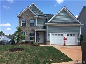 Photo of 660 Millers Mark Avenue #135, Wake Forest, NC 27587 (MLS # 2261667)