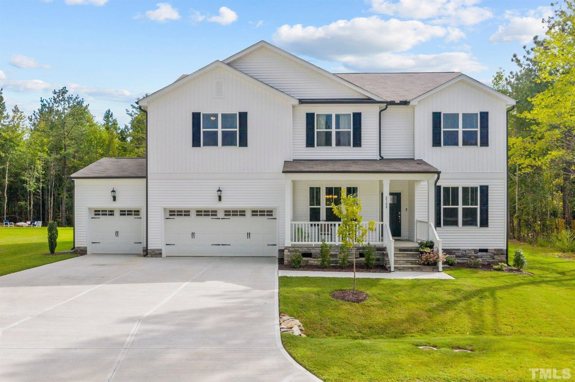 Photo of 2308 Blue Crab Court, Wake Forest, NC 27587 (MLS # 2408668)