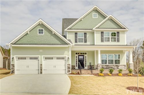 Photo of 312 Spruce Pine Trail, Knightdale, NC 27545 (MLS # 2289670)