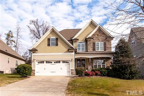 Photo of 4229 Cats Paw Court, Wake Forest, NC 27587 (MLS # 2361670)
