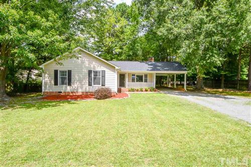 Photo of 2117 E Old Oxford Road, Chapel Hill, NC 27514 (MLS # 2335677)