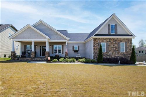 Photo of 5709 Brayton Park Place, Holly Springs, NC 27540 (MLS # 2377679)