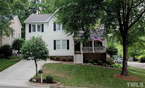Photo of 100 Highfalls Court, Cary, NC 27519 (MLS # 2397680)