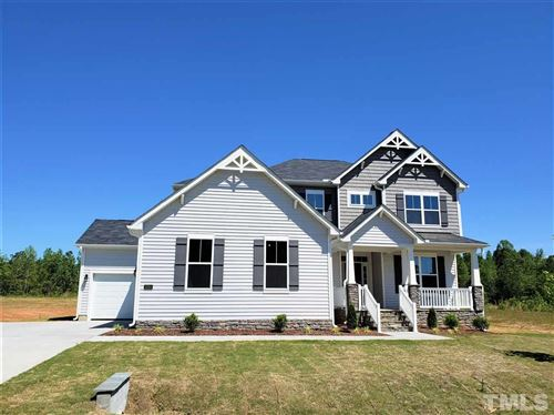 Photo of 2213 Waterfront Drive, Willow Spring(s), NC 27592 (MLS # 2222683)