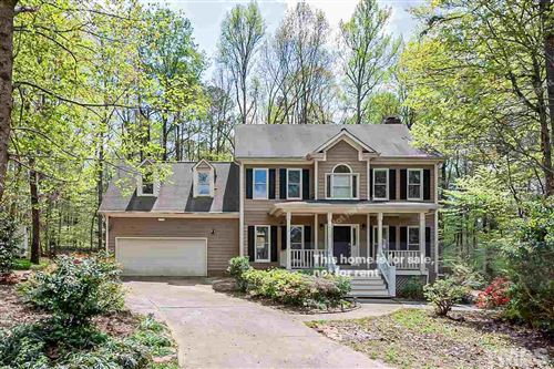 Photo of 9900 Rimwood Court, Raleigh, NC 27613-6227 (MLS # 2377685)